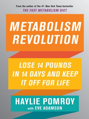 cover image of Metabolism Revolution