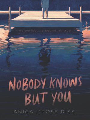 cover image of Nobody Knows But You