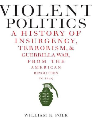 cover image of Violent Politics