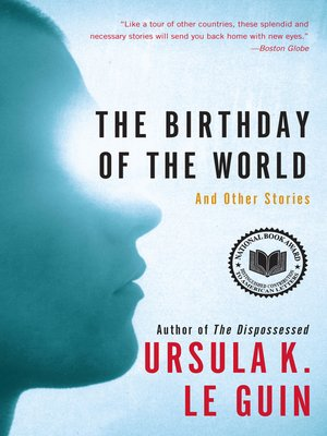 cover image of The Birthday of the World and Other Stories