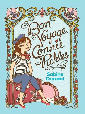 cover image of Bon Voyage, Connie Pickles