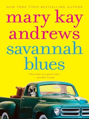 cover image of Savannah Blues