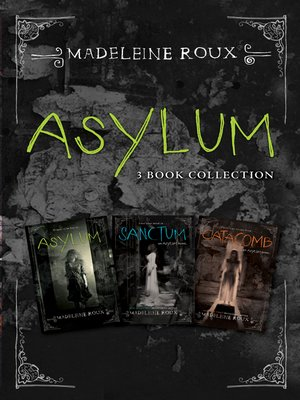 cover image of Asylum 3-Book Collection