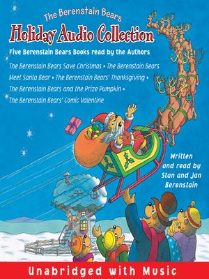cover image of The Berenstain Bears Holiday Audio Collection