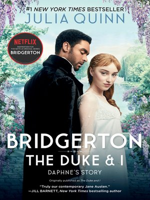 cover image of The Duke and I with 2nd Epilogue