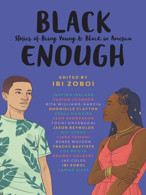 cover image of Black Enough