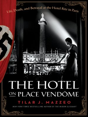 cover image of The Hotel on Place Vendome