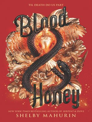 cover image of Blood & Honey