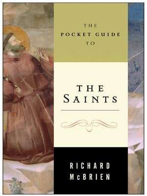 cover image of The Pocket Guide to the Saints