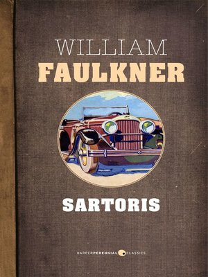cover image of Sartoris