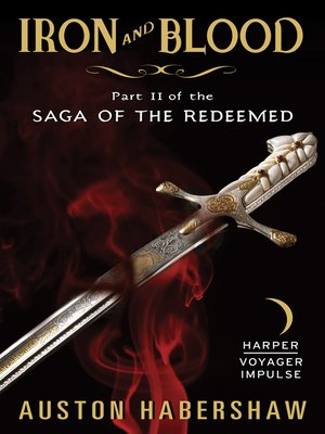 cover image of Iron and Blood