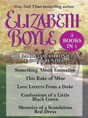 cover image of The Bachelor Chronicles E-book Bundle