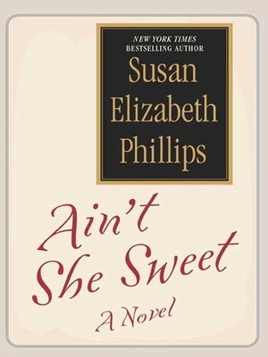 cover image of Ain't She Sweet?