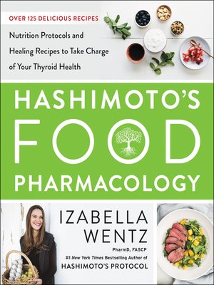 cover image of Hashimoto's Food Pharmacology