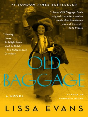 cover image of Old Baggage