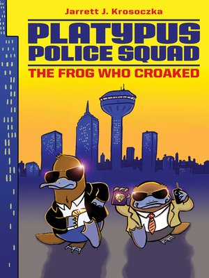 cover image of The Frog Who Croaked