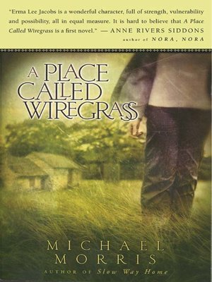 cover image of A Place Called Wiregrass