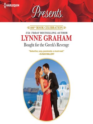 cover image of Bought for the Greek's Revenge