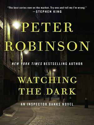 cover image of Watching the Dark