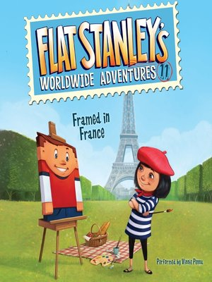 cover image of Framed in France