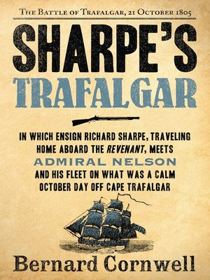 cover image of Sharpe's Trafalgar