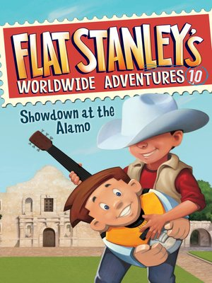 cover image of Showdown at the Alamo