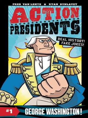 cover image of Action Presidents #1