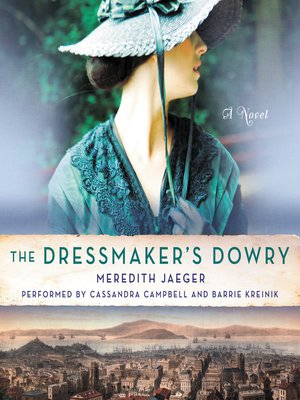 cover image of The Dressmaker's Dowry