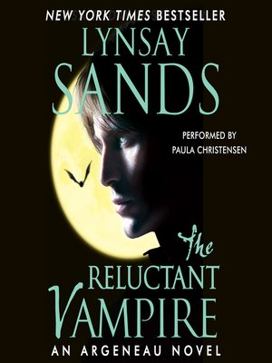 cover image of The Reluctant Vampire