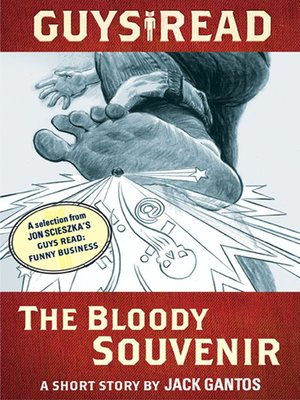 cover image of The Bloody Souvenir