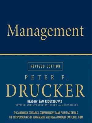 Peter Drucker Books Pdf
