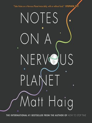 Image result for notes on a nervous planet