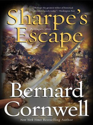 cover image of Sharpe's Escape