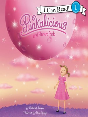 cover image of Pinkalicious and Planet Pink