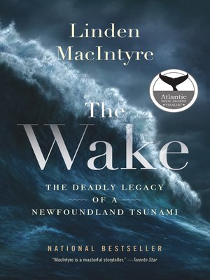 cover image of The Wake