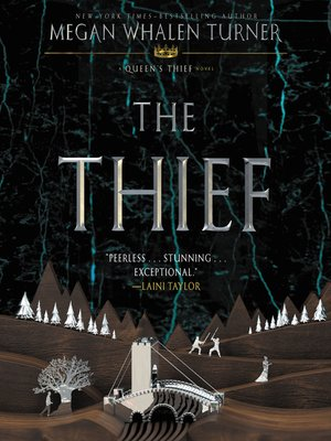 cover image of The Thief