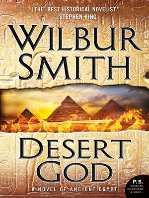 cover image of Desert God
