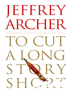 cover image of To Cut a Long Story Short