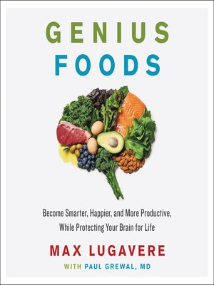 cover image of Genius Foods