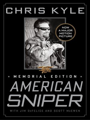 cover image of American Sniper