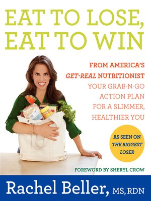 cover image of Eat to Lose, Eat to Win