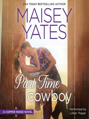 cover image of Part Time Cowboy
