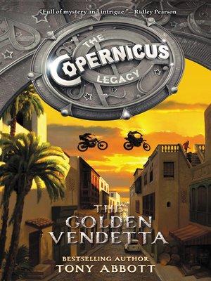cover image of The Golden Vendetta