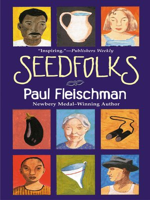 cover image of Seedfolks