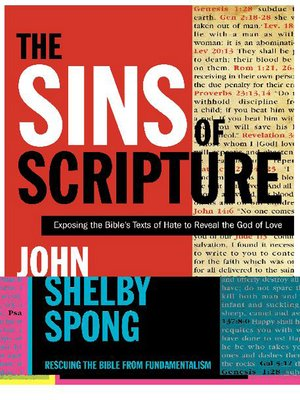 cover image of The Sins of Scripture