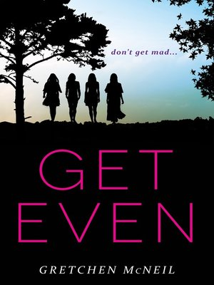 cover image of Get Even