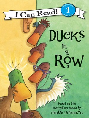 cover image of Ducks in a Row