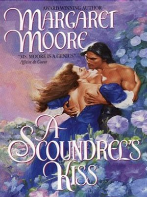 cover image of Scoundrel's Kiss