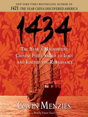 cover image of 1434
