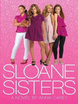 cover image of Sloane Sisters